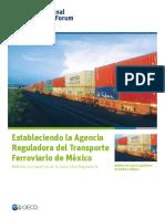 AGENCIA REGULADORA DE TRANSPORTE FERROVIARIO