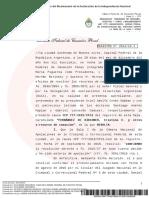 Casación revocó la desestimación de la denuncia de Nisman