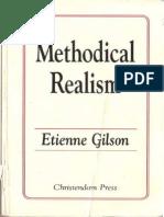 Realismo Metódico Gilson