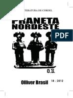 Praneta Nordeste Brasileiro