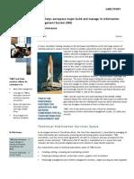 Case Study - Aerospace and defense
