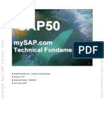 SAP50 - Technicals Fundamentals