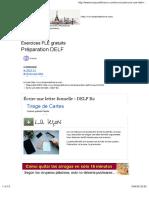 Écrire une lettre formelle - DELF B2