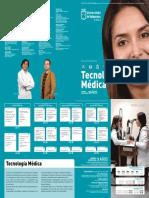 Malla Tecmed Tecnologia Medica Uv Universidad de Valparaiso