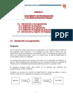 3.1 Introducción a La Programación