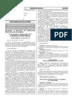 Aprueban la Directiva de Notificación Electrónica de Osinergmin