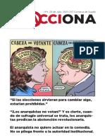 Reacciona - Fanzine