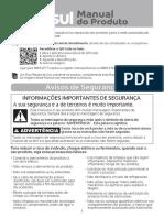 CRM43 Manual de Instruções
