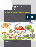 Xiaoming Sheng Auth. Learning With Mothers a Study of Home Schooling in China