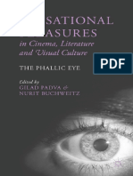 Sensational Pleasures in Cinema - Sumário