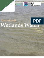 Deh Akro-II Wetlands Watch May 2010