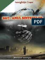 2017 - anul sintezelor