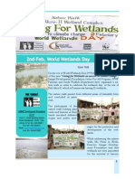 Nature Walk & Wetlands Report