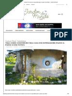 Veja Como Construir Uma Casa Em Superadobe Passo-A-passo (Com Fotos) - Jardim Do Mundo