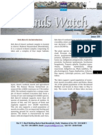 Wetlands Watch Newsletter January 2010