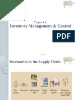 06. Inventory Management & Control