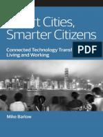 Smart Cities Smarter Citizens