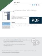 Livable Transit Corridors Methods, Metrics, And Strategies