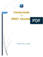 PDF for Foundations of GMAT Grammar