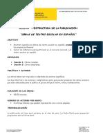 Diseño_estructura Obras de Teatro