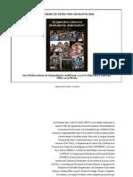 Informe Comisión Etica contra la Tortura 2010-Chile