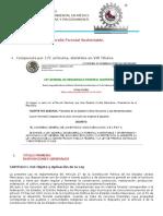 Resumen Ley General de Desarrollo Forestal Sustentable