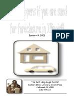 Foreclosure in Illinois