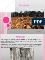 Maderas Ing