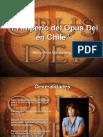 El Imperio Del Opus Dei en Chile969