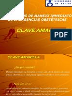 Clave Amarilla Ponencia