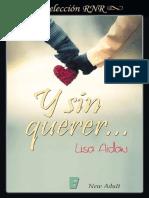 Y Sin Querer - Lisa Aidan