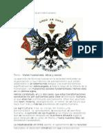 Ponencia del S.·.C.·. Grado 33º de Francia