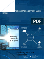 Microsoft Operations Management Suite (OMS) Overview