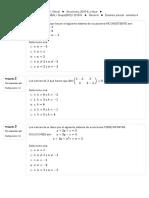 CB-PRIMER BLOQUE-ALGEBRA LINEAL Quiz 2 - Semana 4 Segundo Intento Revision