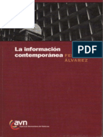 La-Información Contemporánea-Federico Á Lvarez