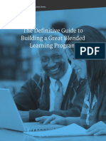The Definitive Guide to Blended Learning by Schoology
