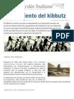 El Nacimiento Del Kibbutz