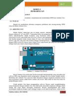 Modul I-II Arduino