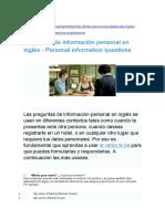 Ingles Clave PDF