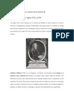 Historia Del Masaje a Través de La Historia III