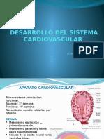 Desarrollo Del Aparato Cardiovascular
