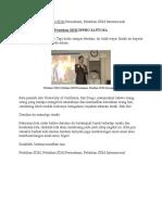 Pelatihan SDM, Pelatihan SDM Perusahaan, Pelatihan SDM Internasional