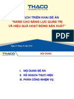 KPH THACO- de an Nang Cap Quan Tri V9 (San Xuat)