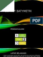 Survey Batymetri