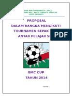 Proposal Bola 2014