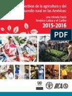 2. Perspectivas de La Agricultura y El Desarrollo Rural en Las América_ 2015-2016