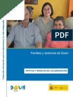FAMILIAS Y SÍNDROME DE DOWN