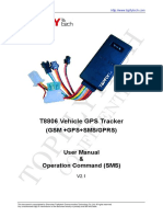 Topflytech t8806 User Manual