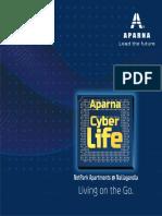 AparnaCyberLife Flyer Brochure