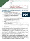 TD du thème 311 - Les scénarii de la tâche complexe du thème 311 - comment exrcer le contrôle social